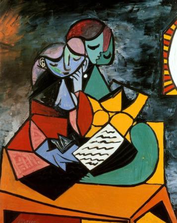 Pablo Picasso, obras de arte, TodoCuadros.
