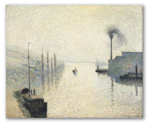 Isla Lacroix, Ruan