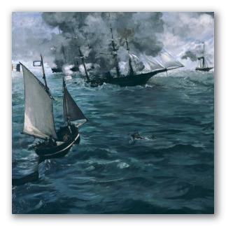 Batalla de Kearsarge y Alabama