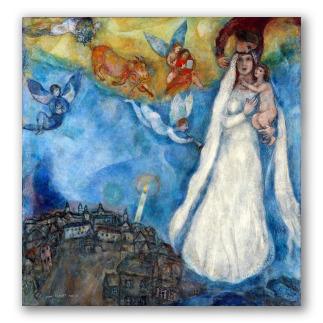 La Virgen de la aldea