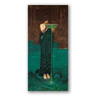 Circe Invidiosa - J. W. Waterhouse