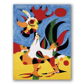 Cuadros de mir pinturas surrealistas al leo for Fotos de cuadros abstractos minimalistas