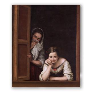 Mujeres en la ventana