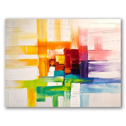 Todo cuadros venta de pinturas al leo compra tu cuadro for Fotos de cuadros abstractos minimalistas